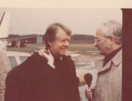 Jimmy Carter and Peter